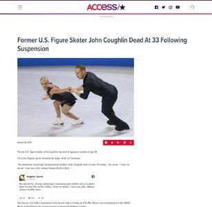 Former U.S. Figure Skater John Coughlin Dead At 33 Following Suspension