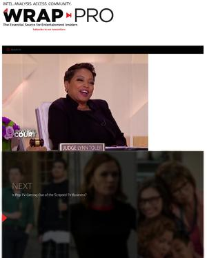 Why 'Divorce Court' Divorced Itself From Judge Lynn Toler After 13 Years