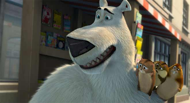 Norm Of The North: Movie Review
