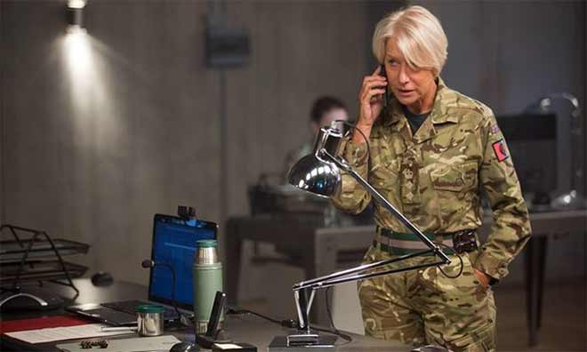Eye in the Sky - Movie Review