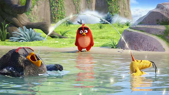 The Angry Birds Movie - Movie Review