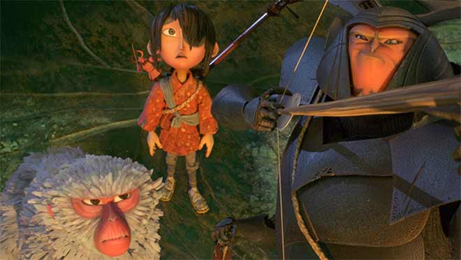 Kubo and the Two Strings - Review