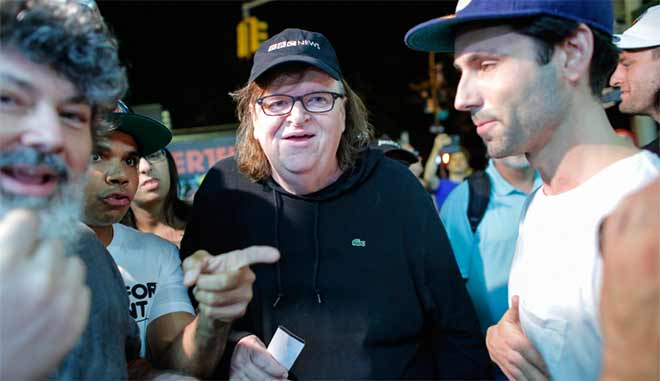 Michael Moore in Trumpland - Review