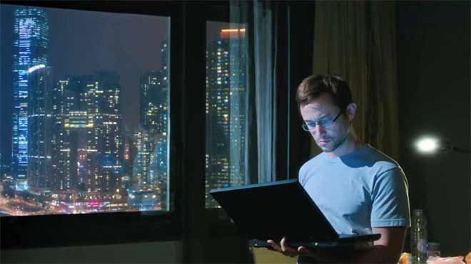 Snowden - Review