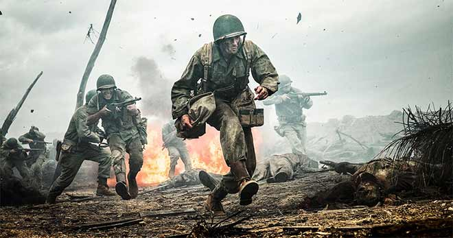 Hacksaw Ridge - Review