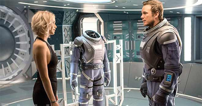 Passengers - Review