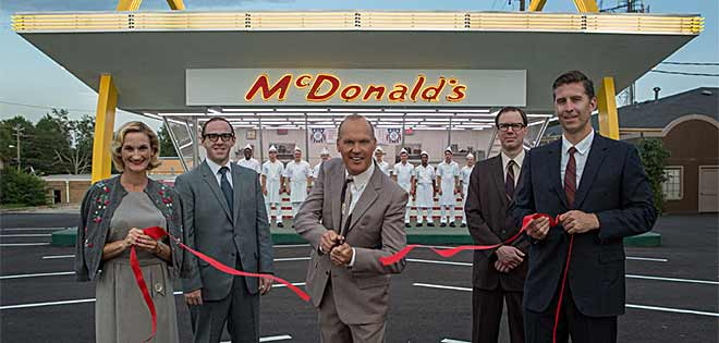The Founder - Review