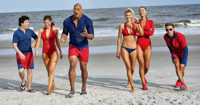 Baywatch - Review