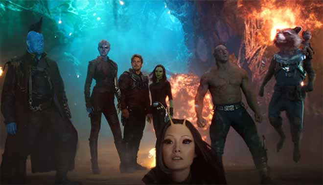 Guardians of the Galaxy Vol 2 - Review