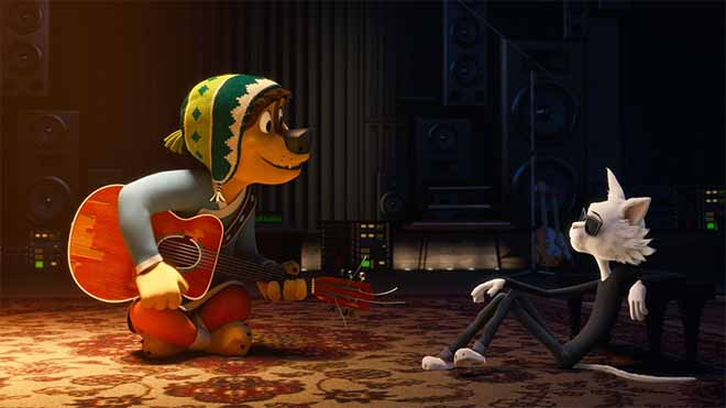 Rock Dog - Review
