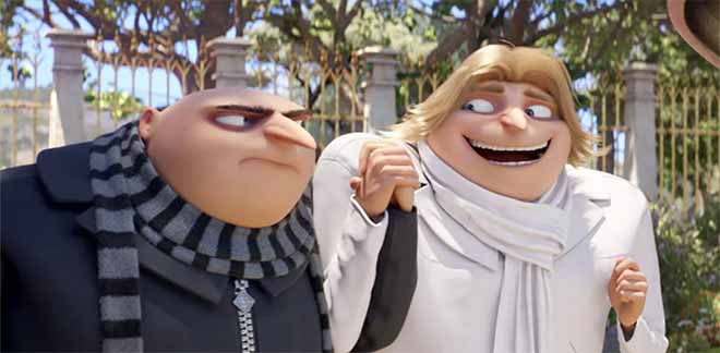 Despicable Me 3 - Review