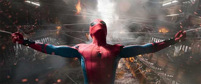 Spider-Man Homecoming Review
