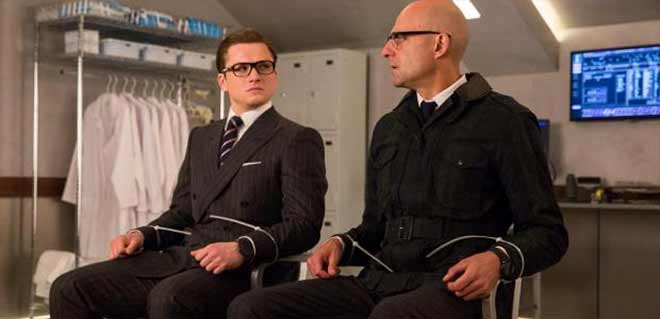 Kingsman: The Golden Circle - Review