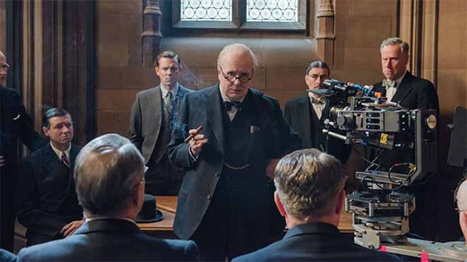 Darkest Hour - Movie Review