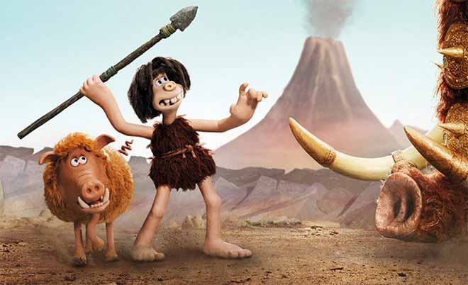 Early Man - Movie Review