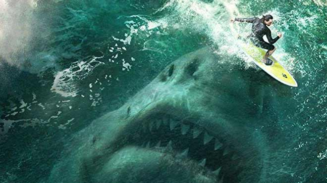 The Meg - Movie Review