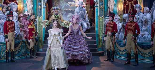 The Nutcracker and the Four Realms: Movie Review