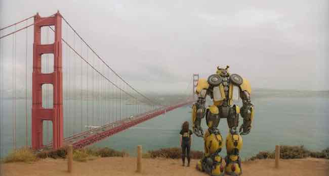 Bumblebee: Movie Review