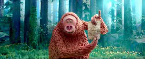 Missing Link: Movie Review
